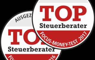 CAPSIVERA Auszeichnung von FOCUS-MONEY als TOP-Steuerberater
